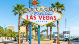 Find cheap flights from Cape Town to Las Vegas
