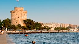 Thessaloniki hotels near Church of Panagia Chalkeon