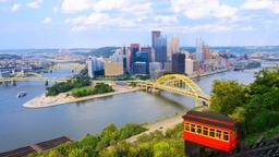 Pittsburgh hotels in Crafton