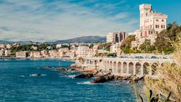 Genoa car hire
