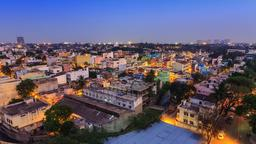 Bengaluru hotels near UB City