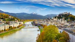 Find cheap flights to Salzburg