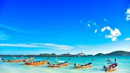 Find cheap flights from Johannesburg to Phuket