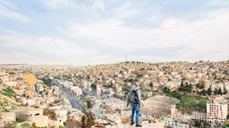Find cheap flights from Cape Town to Amman