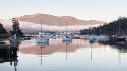 Find cheap flights from Cape Town to Hobart