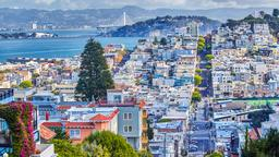 San Francisco hotels near San Francisco Magic Parlor