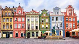 Poznan hotels near Andersia Tower