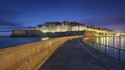 Saint-Malo hotels near Porte Saint-Vincent
