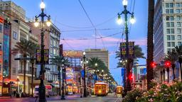 New Orleans hotels near Spanish Plaza