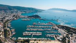 Find cheap flights from Johannesburg to Bodrum