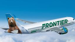 Find cheap flights on Frontier