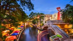 San Antonio hotels near Rivercenter Mall