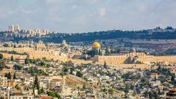 Jerusalem hotels near Abbey of the Dormition