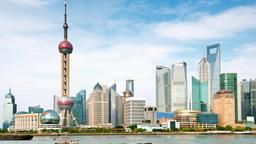 Find cheap flights from Cape Town to Shanghai
