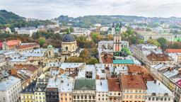 Lviv hotels near Lviv Art Palace