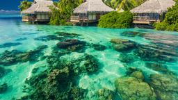 Find cheap flights to Tahiti