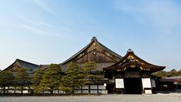 Kyoto hotels near Nijo Castle
