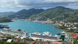 Find cheap flights from Johannesburg to Saint Thomas Island