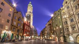 Innsbruck hotels near City Tower