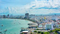 Pattaya hotels near Pattaya International Hospital