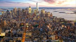 Find cheap flights to New York