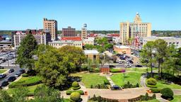 Find cheap flights from Cape Town to Louisiana