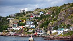Find cheap flights to St. John's