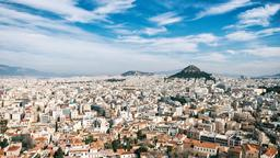 Find cheap flights from Cape Town to Athens