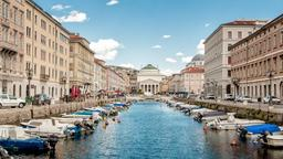 Trieste hotels near Cathedral of San Giusto