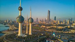 Find cheap flights from Johannesburg to Kuwait City