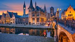 Ghent hotels near St. Jacobs Church