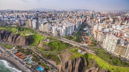 Find cheap flights from Johannesburg to Lima