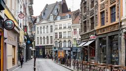 Lille hotels near Gare de Lille Europe