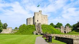 Find cheap flights from Johannesburg to Cardiff