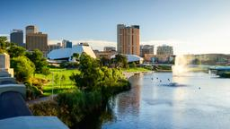 Find cheap flights from Johannesburg to Adelaide