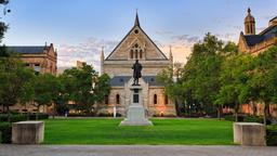 Adelaide hotels near University of Adelaide