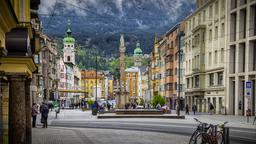 Find cheap flights from Cape Town to Innsbruck