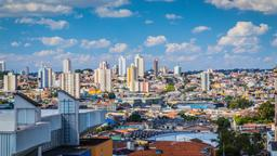 Campinas hotels near Museum of Image and Sound