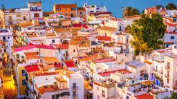 Find cheap flights from Cape Town to Spain
