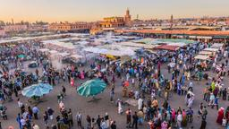 Marrakesh hotels near Moulay Al Yazid Mosque