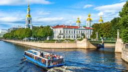 Find cheap flights from Johannesburg to Saint Petersburg