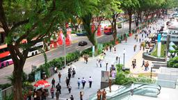 Singapore hotels near Orchard Road