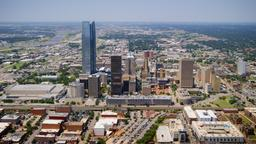 Find cheap flights from Cape Town to Oklahoma City