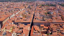 Find cheap flights from Johannesburg to Florence