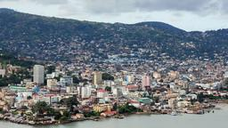 Find cheap flights to Freetown