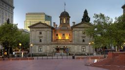 Portland hotels near Pioneer Courthouse Square