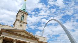 St. Louis hotels near Old Cathedral of Saint Louis of France