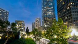 Los Angeles hotels in Century City