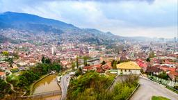 Find cheap flights to Sarajevo