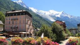 Find cheap flights to Chamonix